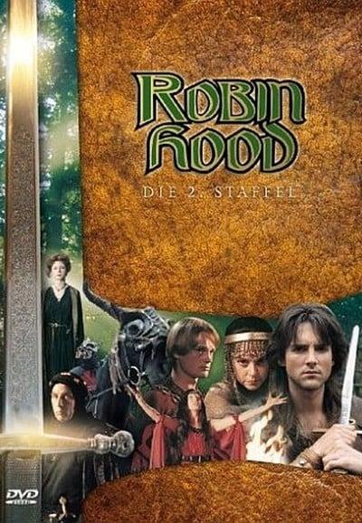Robinas iš Šervudo / Robinas Hudas 2 Sezonas
