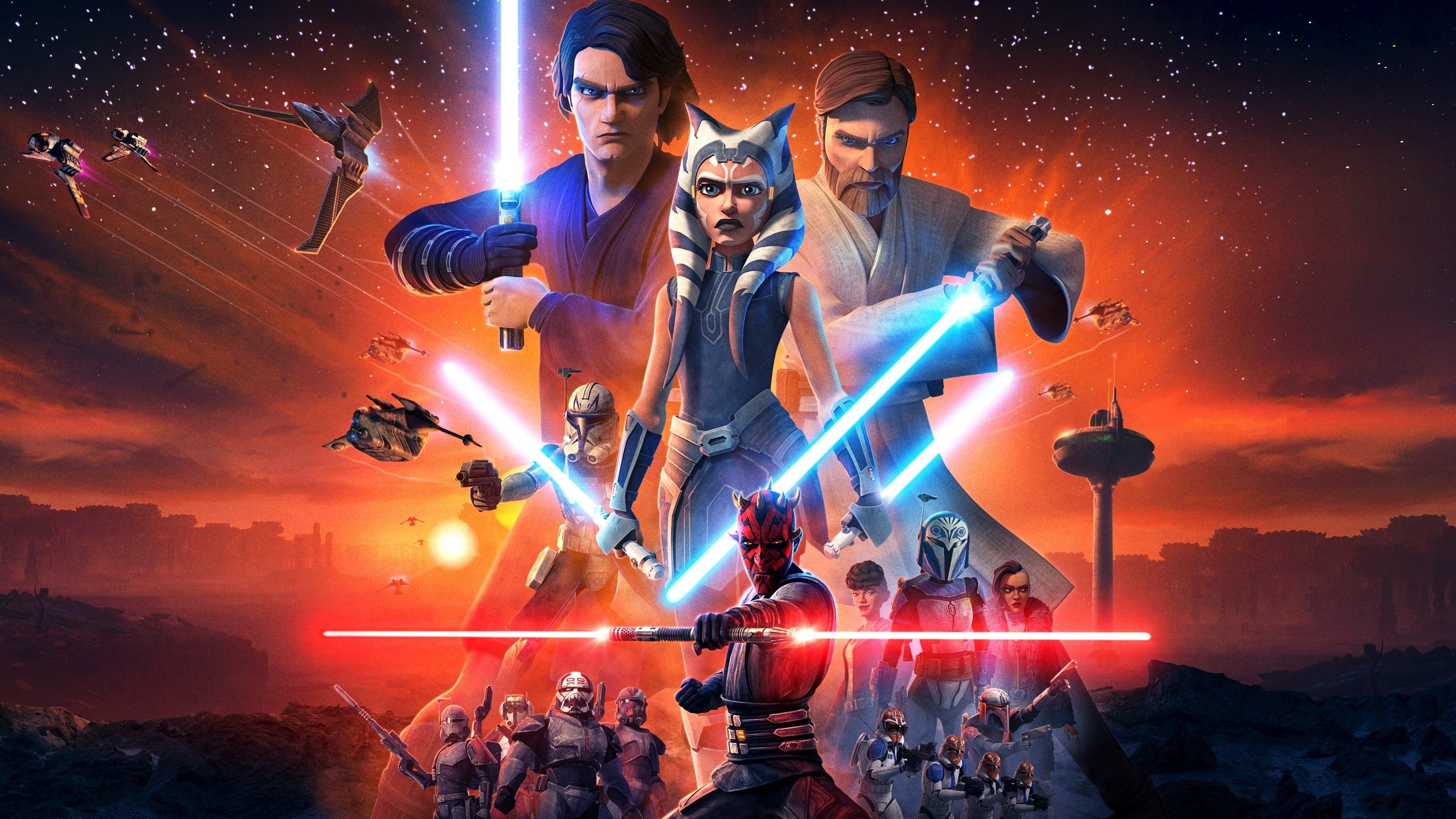 Star Wars: The Clone Wars - Specials