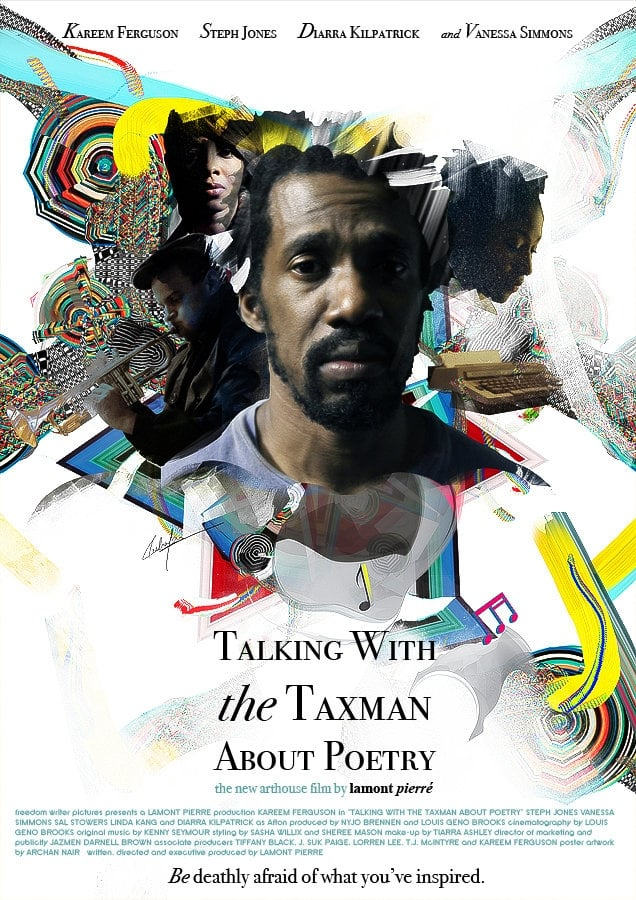 Ver Talking with the Taxman About Poetry Online HD Español (2012)