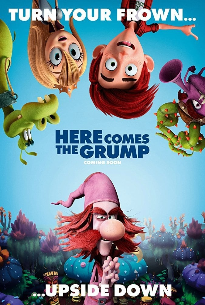 Ver Here Comes the Grump Online HD Español (2017)