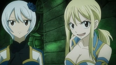 Fairy Tail Season 5 :Episode 6  Fairy Tail VS. Henker
