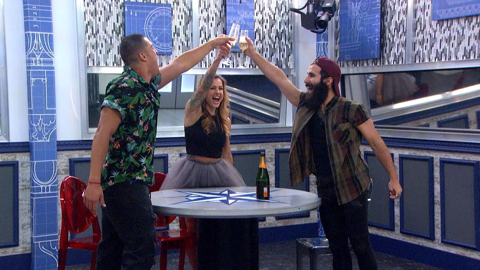 Big Brother Season 19 :Episode 38  Final Head of Household
