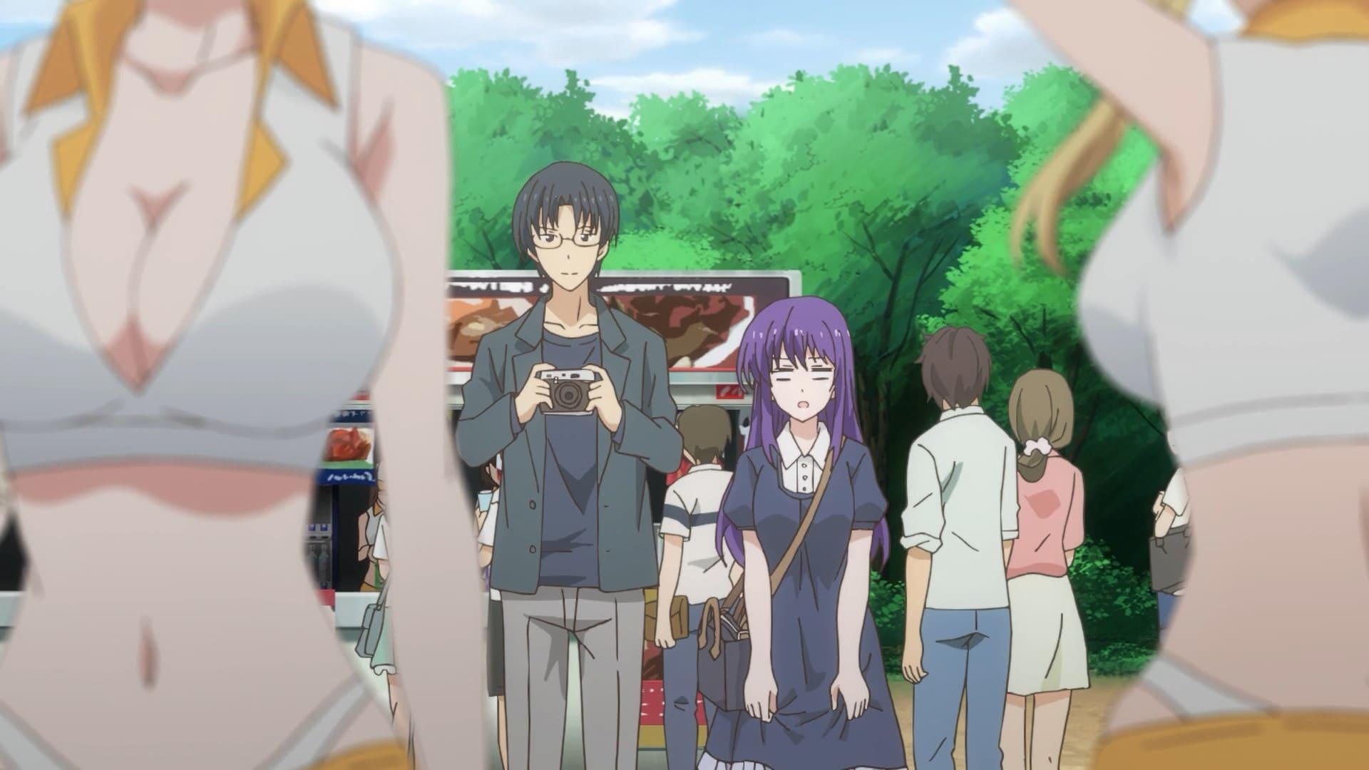 Ao-chan Can't Study!: Episodi 6
