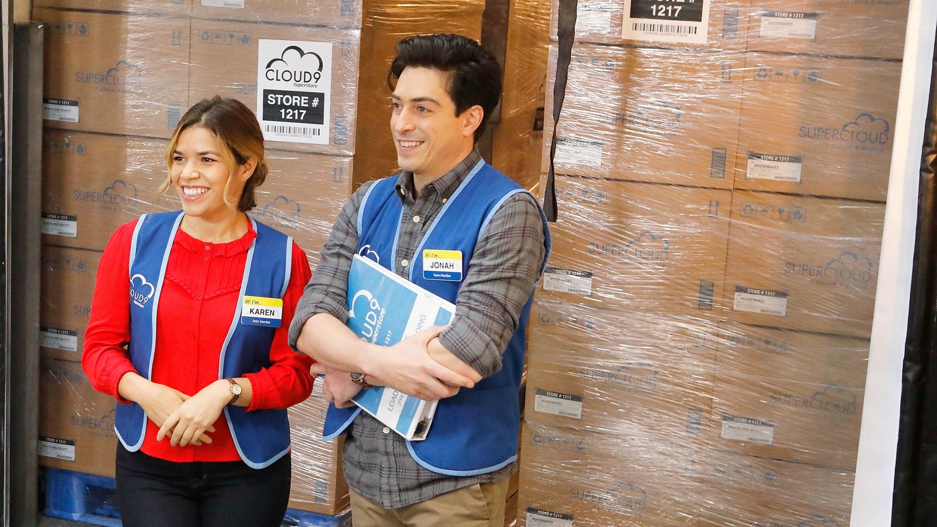 Superstore - Season 2 Episode 15 : Super Hot Store