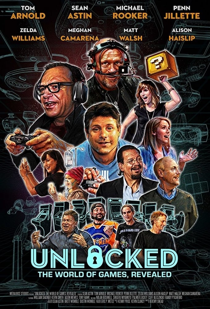 Unlocked: The World of Games, Revealed (2016)