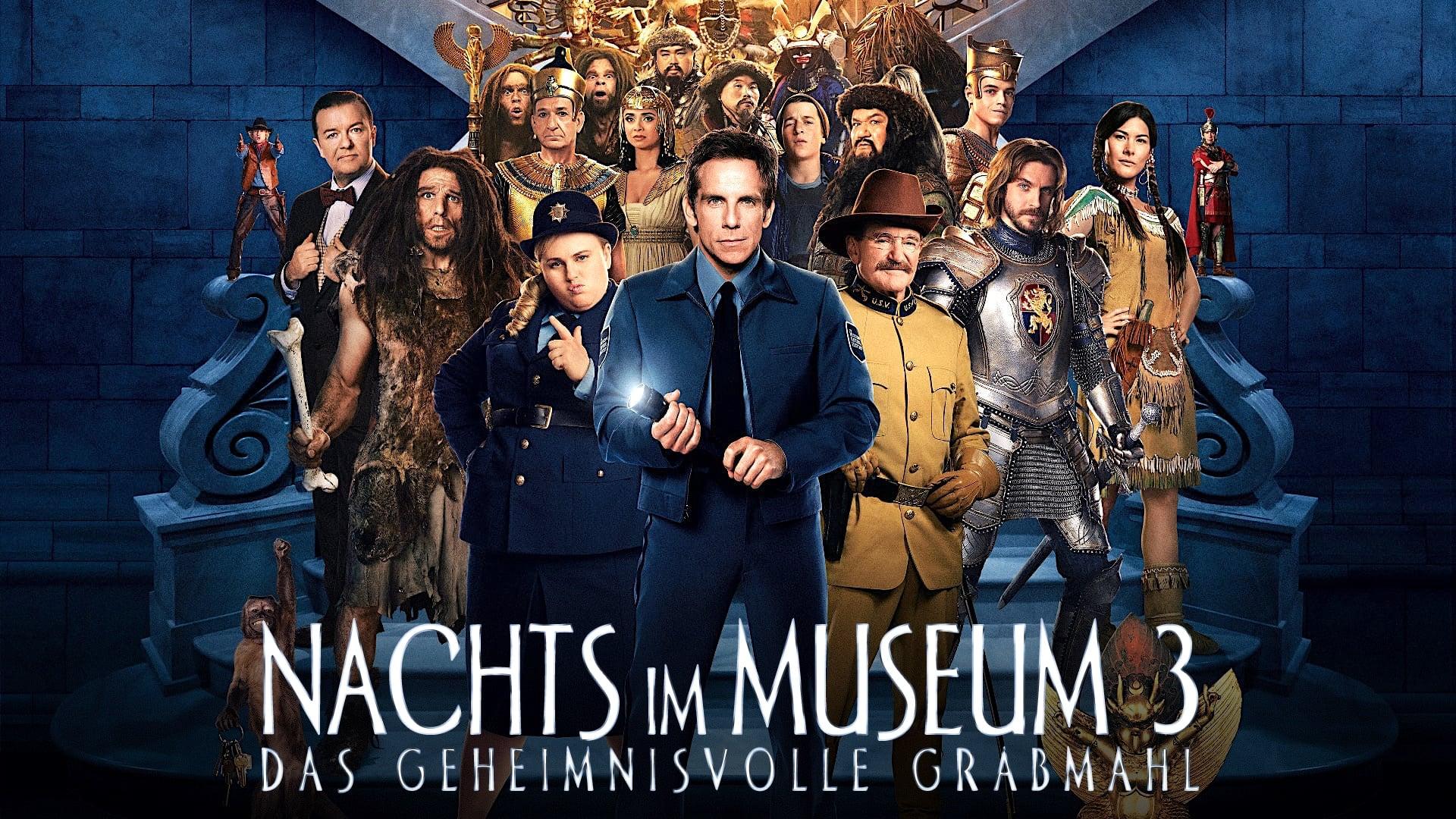 Una Noche En El Museo 3: El Secreto Del Faraón