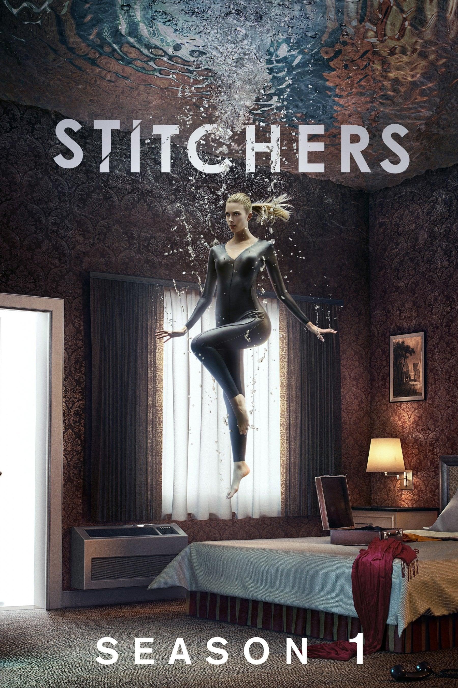 Regarder Stitchers Saison 1 en Streaming