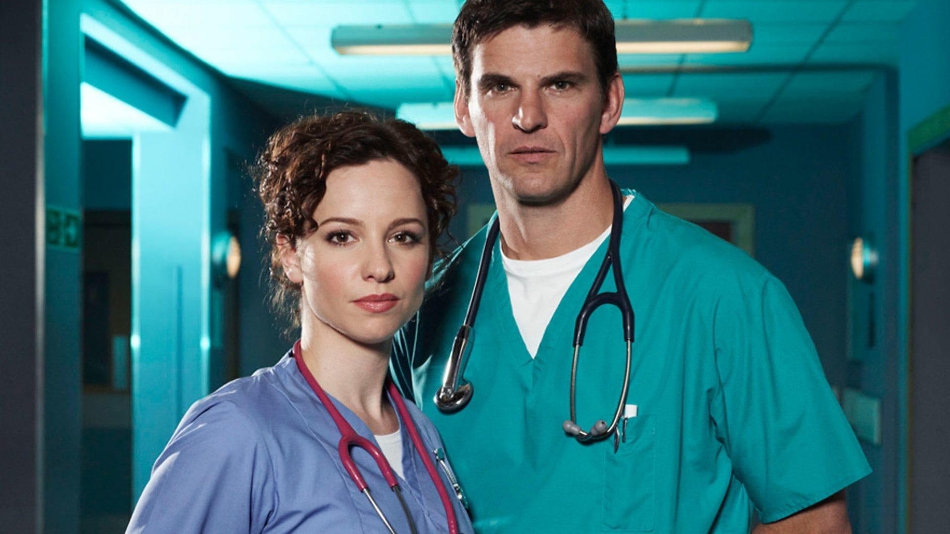 Casualty Season 25 :Episode 46  When You're Smiling