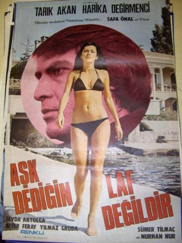 Ver A?k Dedi?in Laf De?ildir Online HD Español (1976)