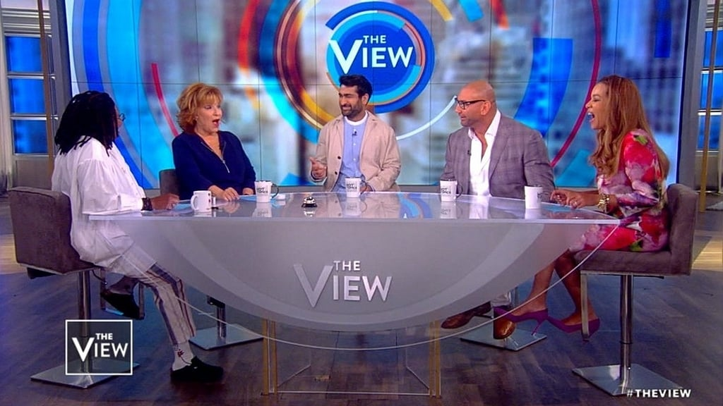 The View Season 22 :Episode 195  Kumail Nanjiani and Dave Bautista