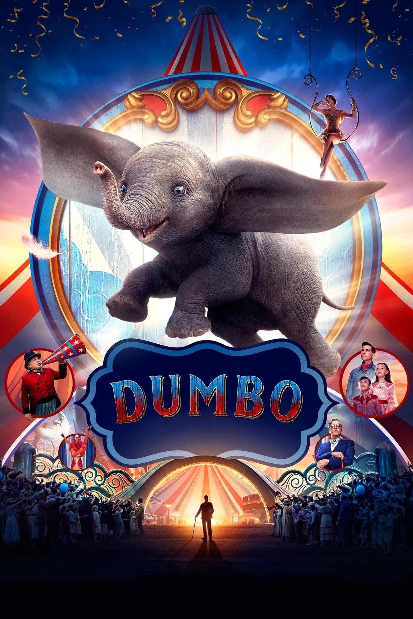 Dumbo Ganzer Film Deutsch Kostenlos