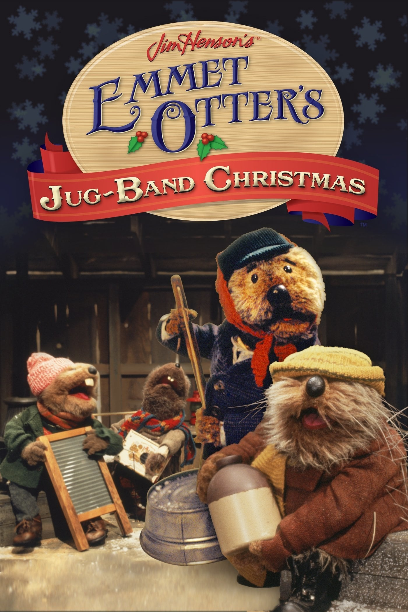 Emmet Otter\'s Jug-Band Christmas (1977) - Posters — The Movie ...