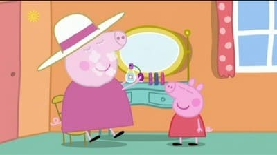 Peppa Pig Season 4 :Episode 29  Perfume