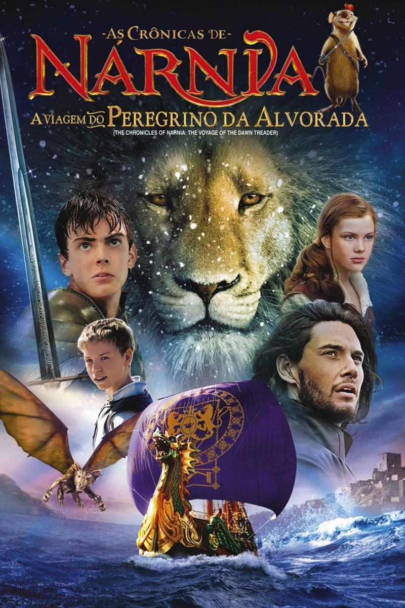 As Crônicas de Nárnia 3: A Viagem do Peregrino da Alvorada – Legendado (2010)