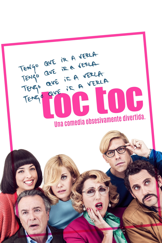 Toc Toc – Uma Comédia Obsessivamente Divertida Dublado