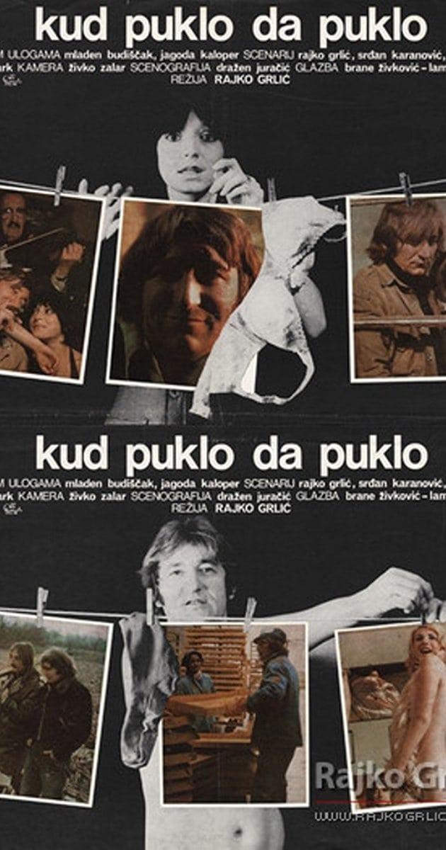 Ver Kud puklo da puklo Online HD Español (1974)