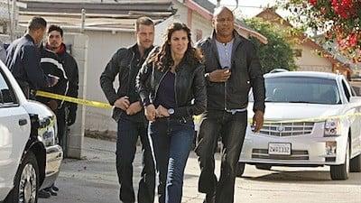 NCIS: Los Angeles Season 1 :Episode 13  Missing