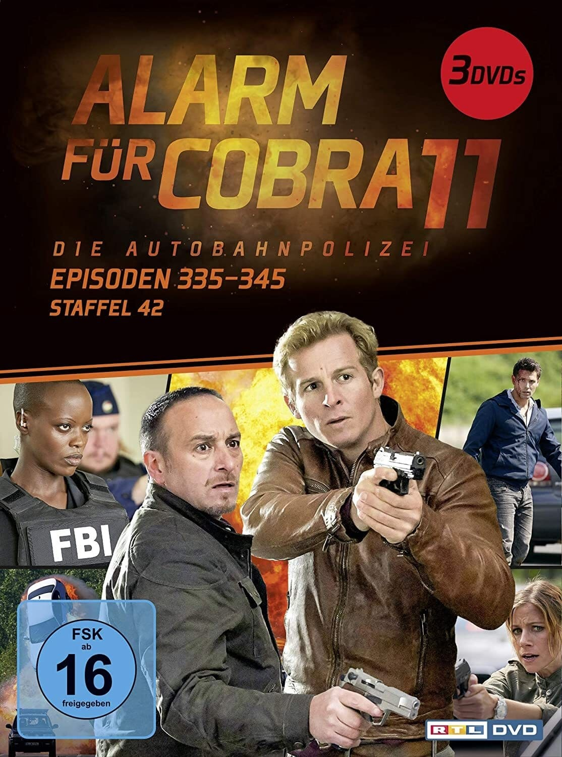 Alarm for Cobra 11: The Motorway Police Season 44