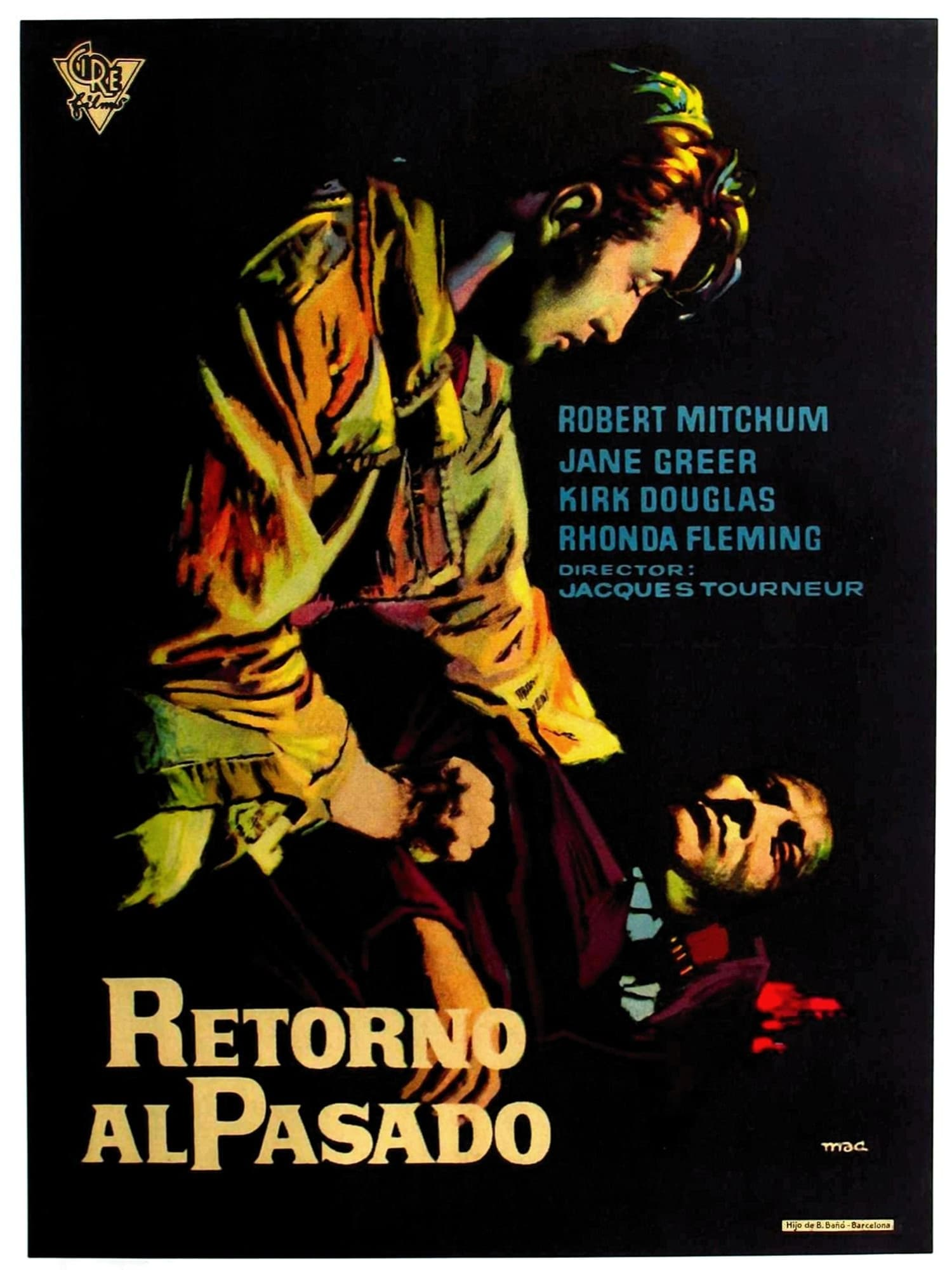 Ver Retorno al pasado Online HD Español (1947)