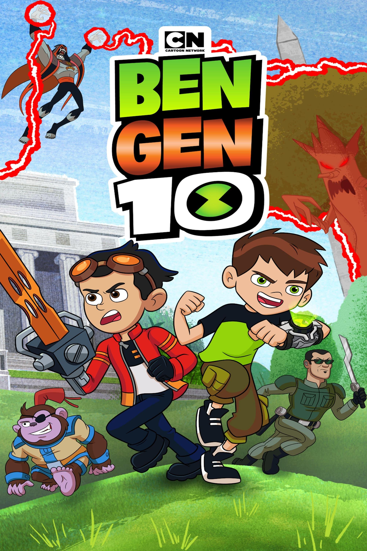 Ben Gen 10 (2021)
