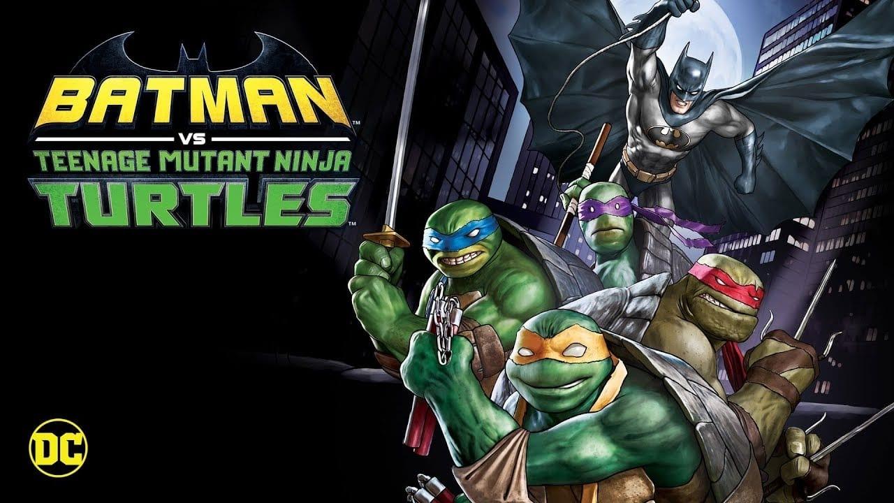 Батман и Костенурките нинджа