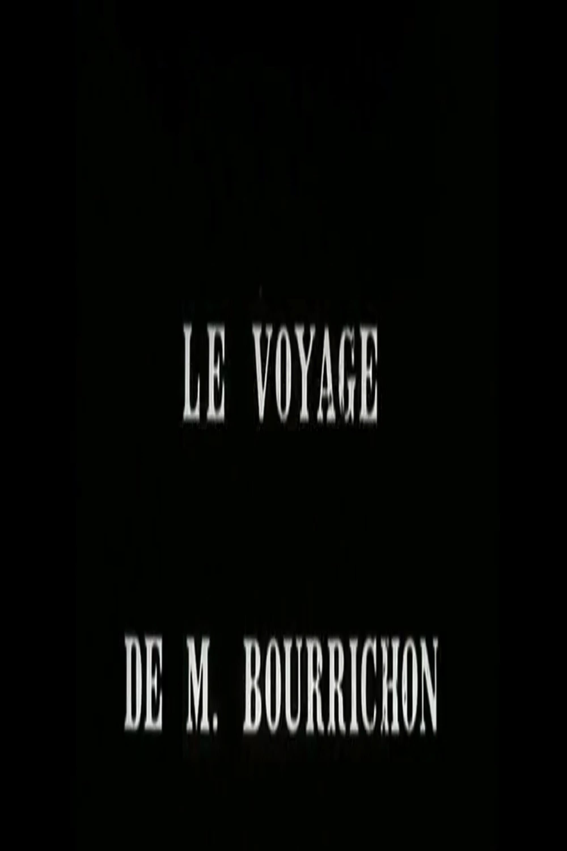 The Voyage of M. Bourrichon (1913)