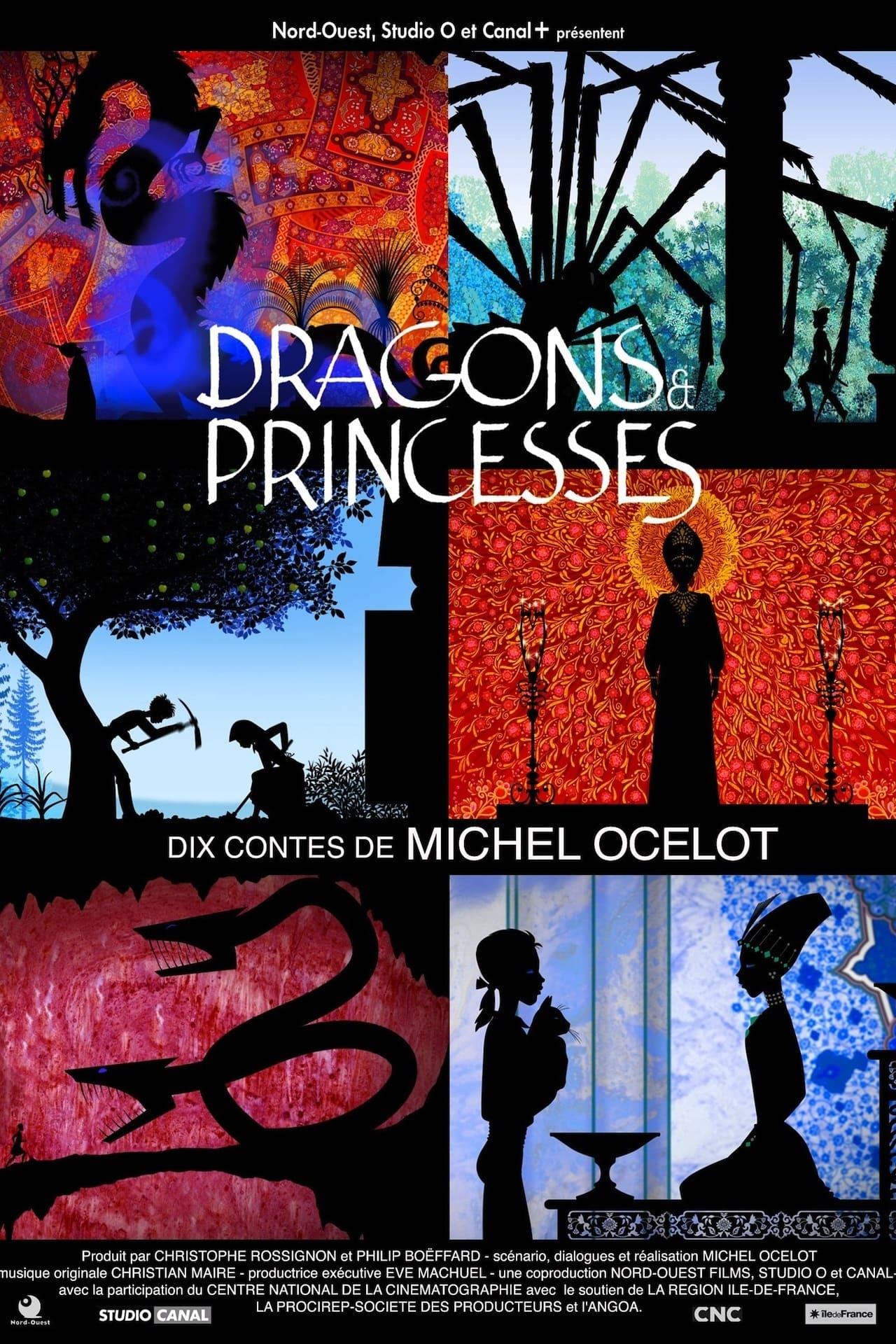 Dragons et Princesses TV Shows About Folklore