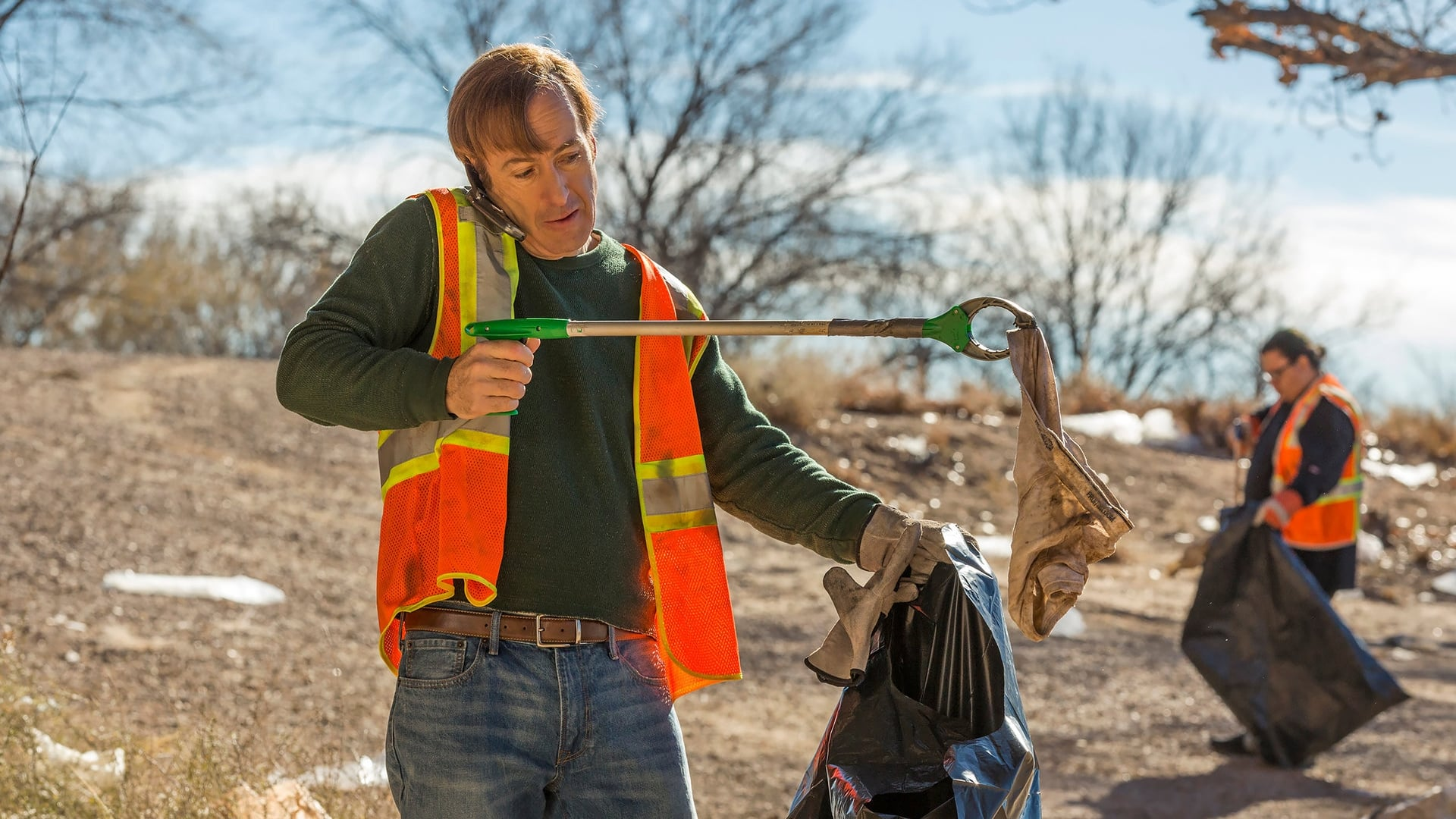 Better Call Saul Season 3 :Episode 7  Expenses