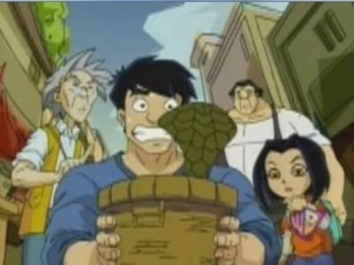 Jackie Chan Adventures Season 3 :Episode 9  The Invisible Mom