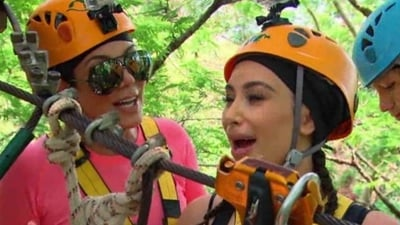 Keeping Up with the Kardashians Season 9 :Episode 14  A Thailand Vacation — Part 1