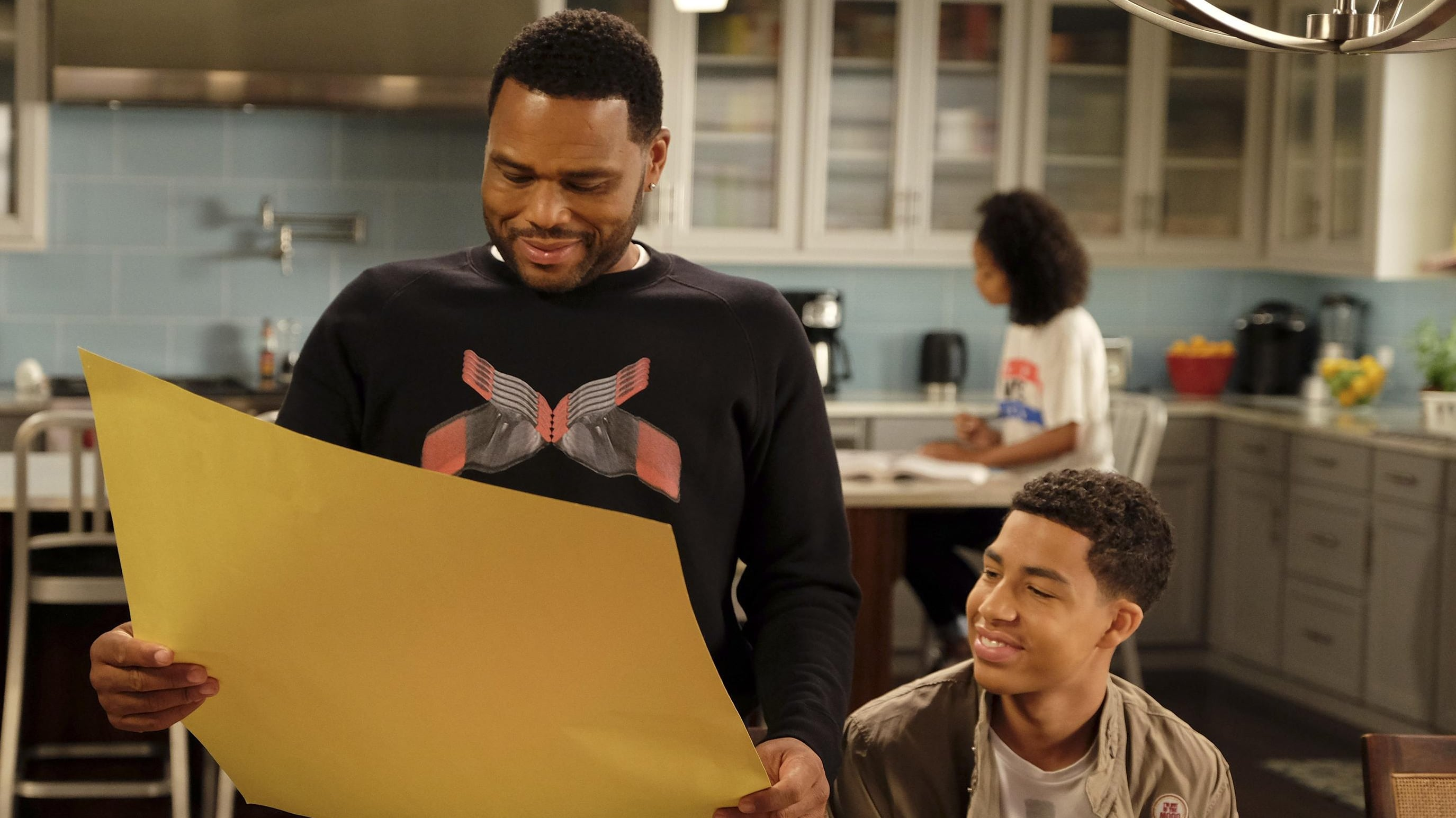 black-ish Season 3 :Episode 3  40 Acres and a Vote