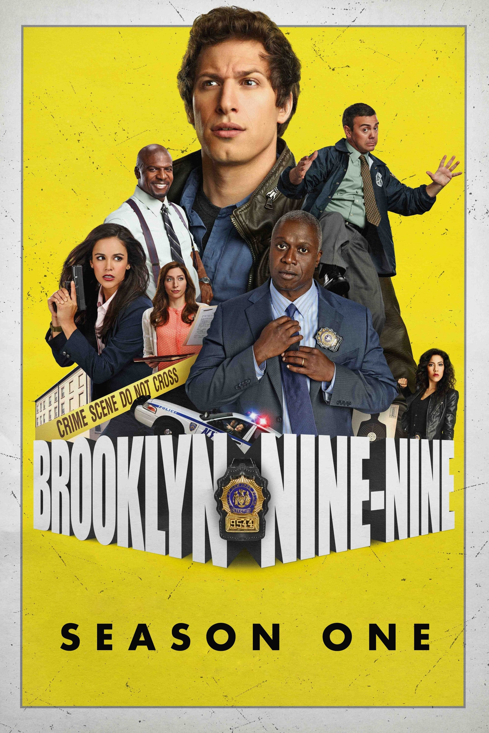 Brooklyn Nine-Nine Temporada 1