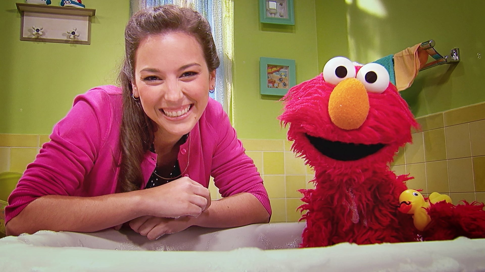 Sesame Street Season 47 :Episode 10  Elmo Comes Clean