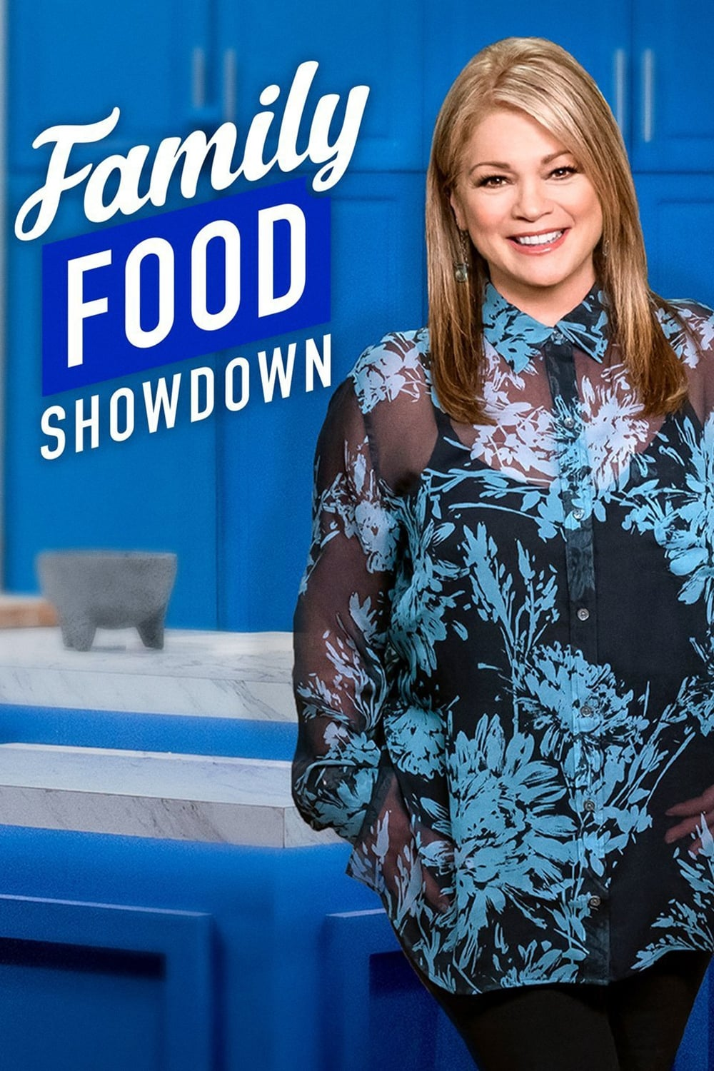 Family Food Showdown TV Shows About Cooking Competition