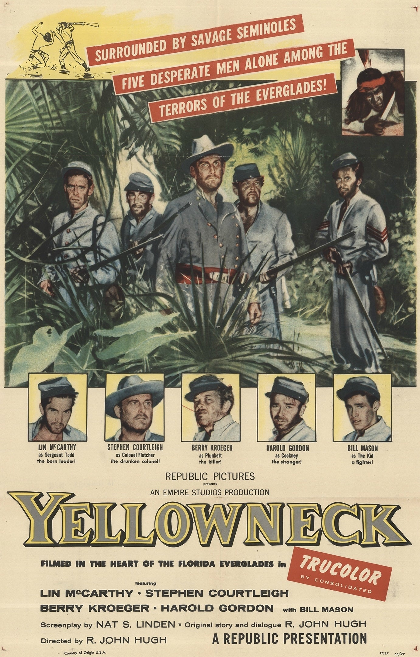 Yellowneck on FREECABLE TV