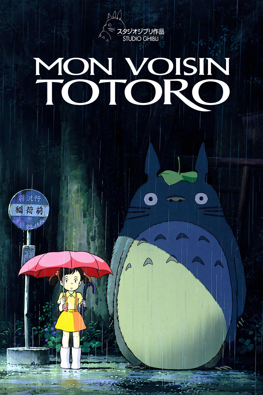Mon voisin Totoro streaming