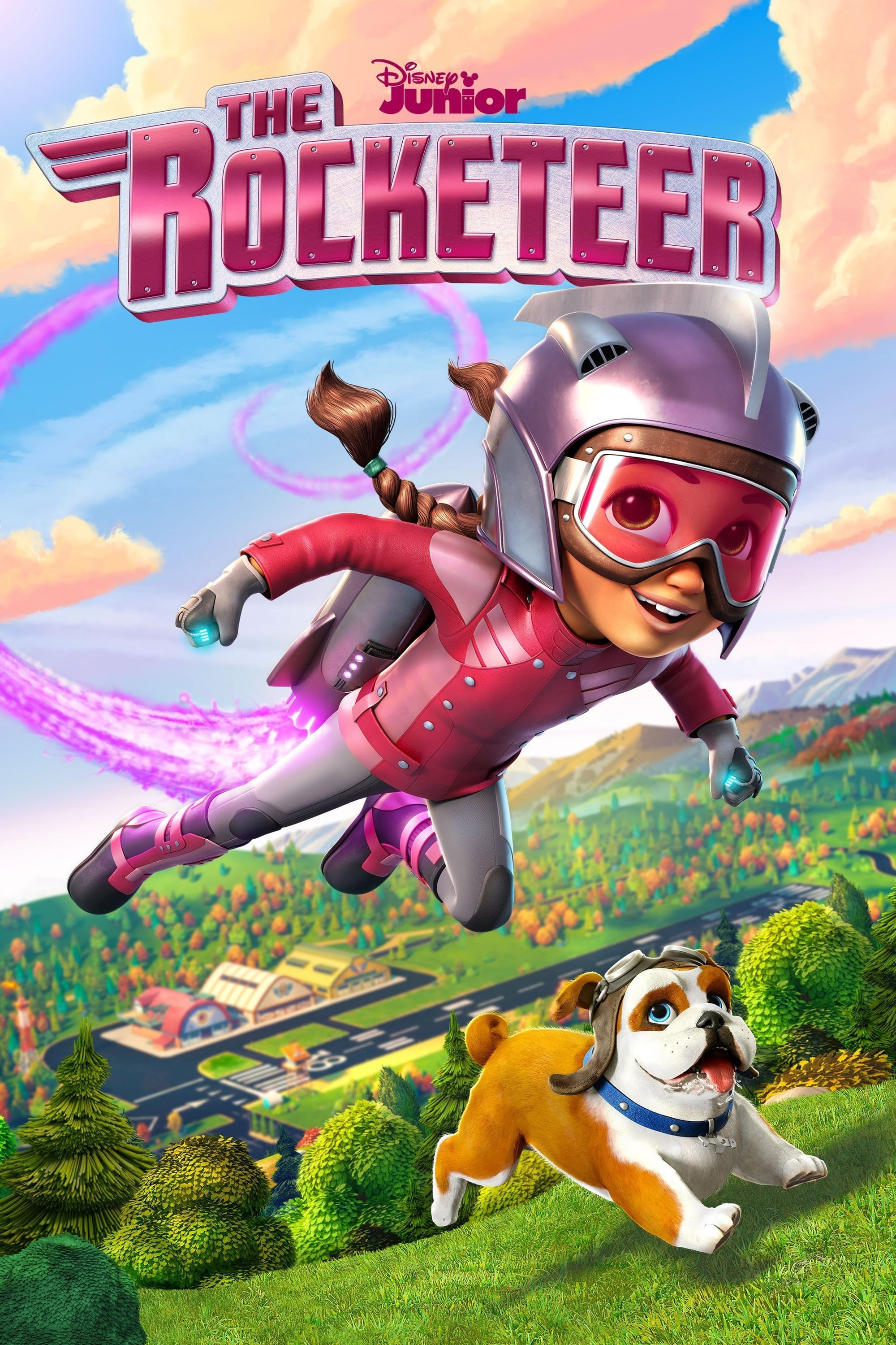 The Rocketeer TV Shows About Computer