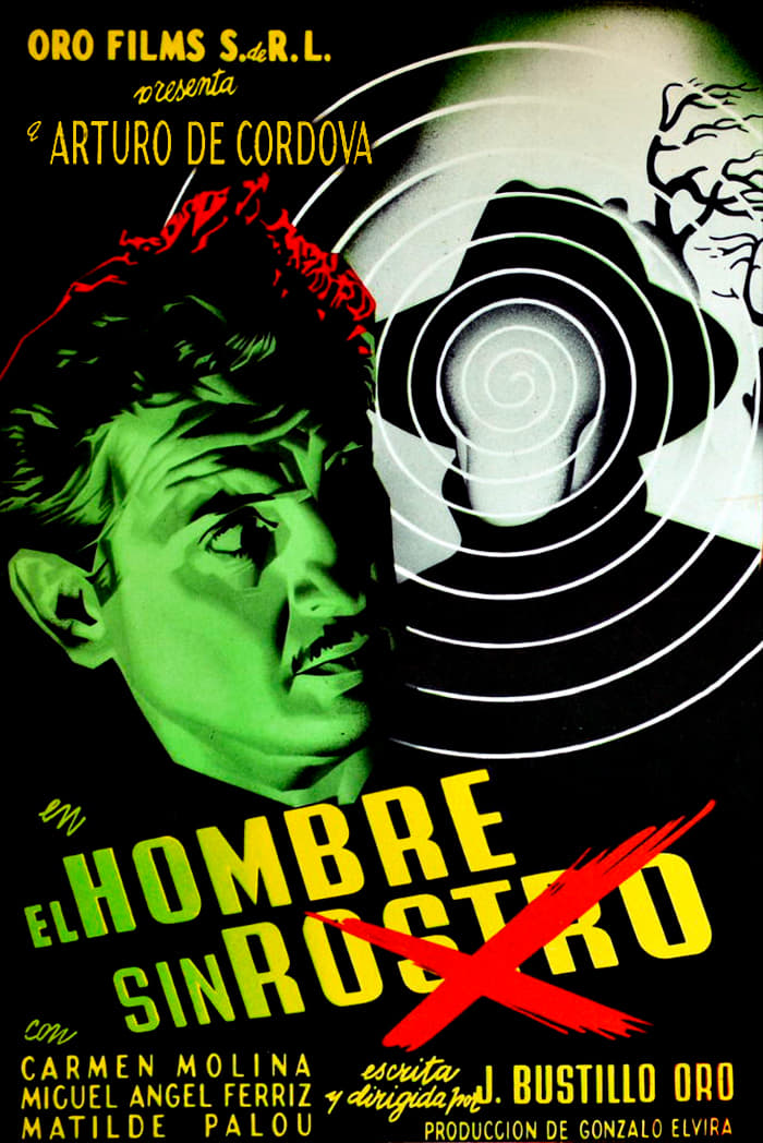 The Man without a Face (1950)