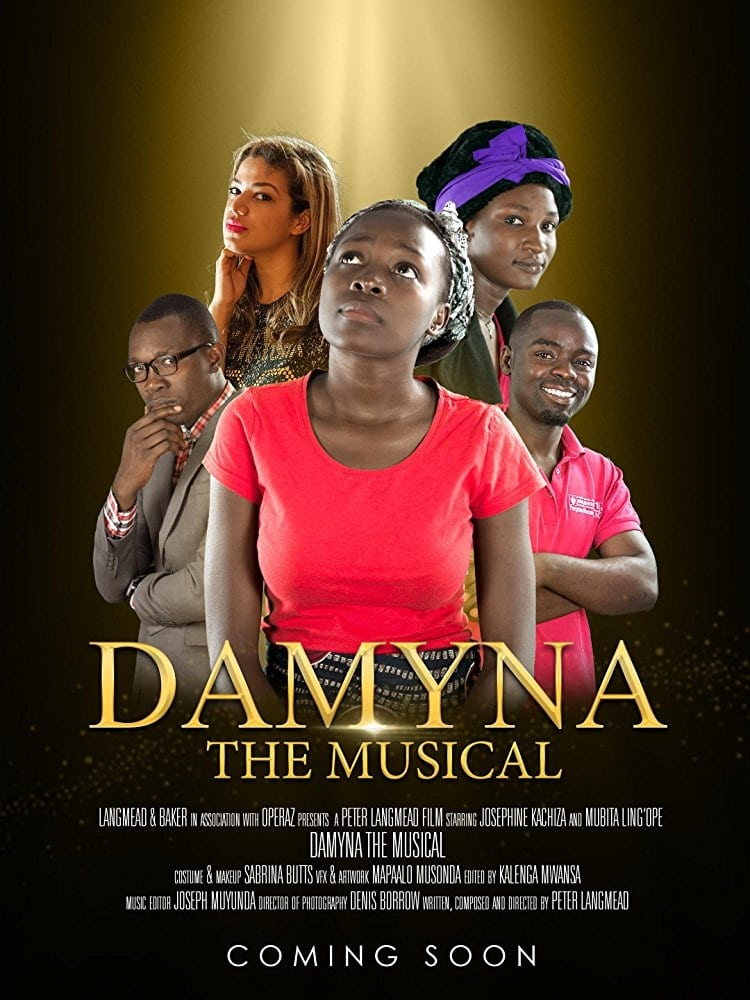 Ver Damyna the Musical Online HD Español (2017)