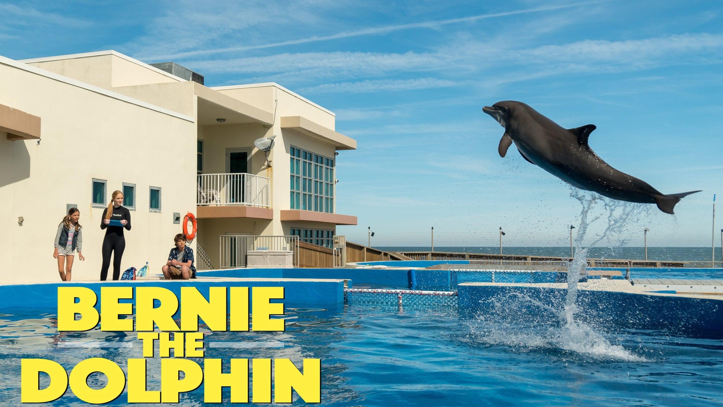 Делфинът Бърни