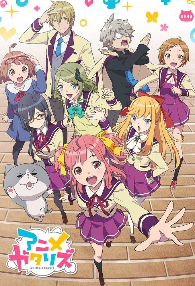 Animegataris Poster