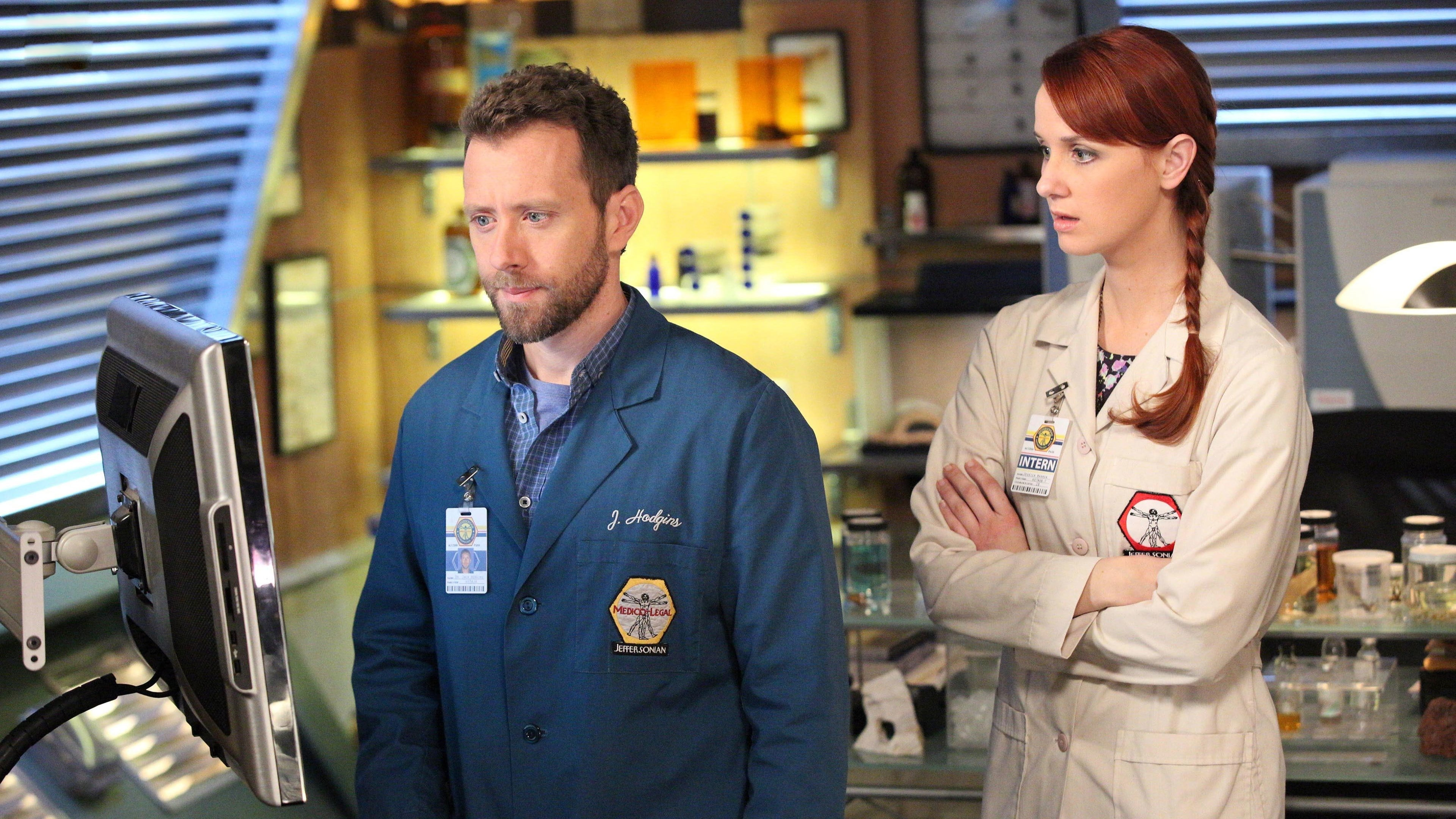 Bones Season 10 :Episode 15  The Eye in the Sky
