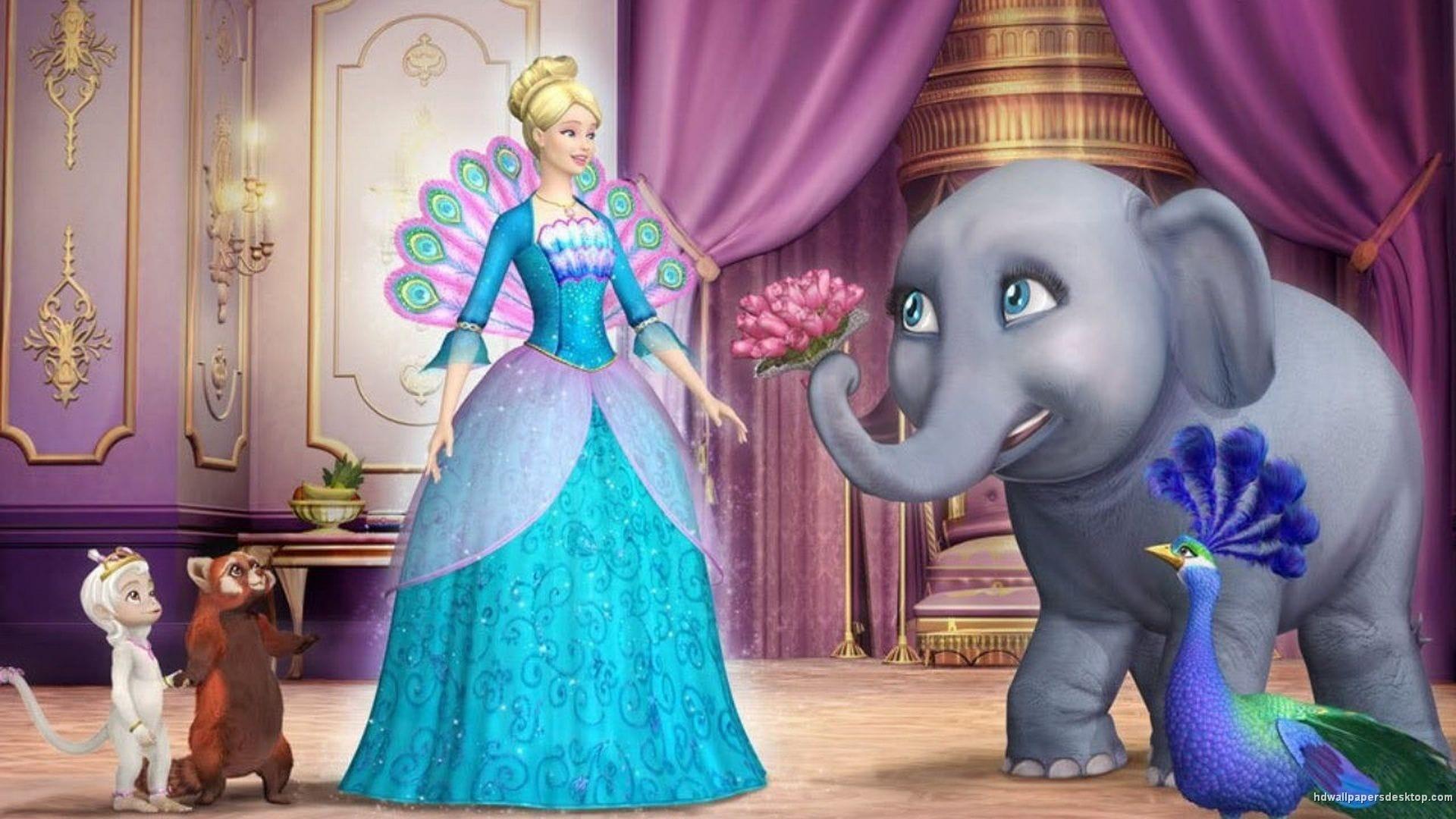 Barbie Als Prinzessin Der Tierinsel Stream