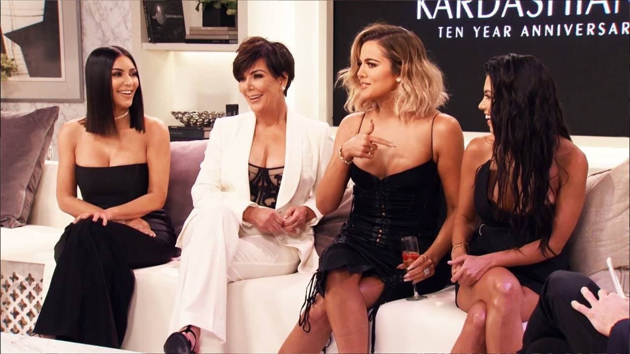 Keeping Up with the Kardashians Season 0 :Episode 8  10th Anniversary Special