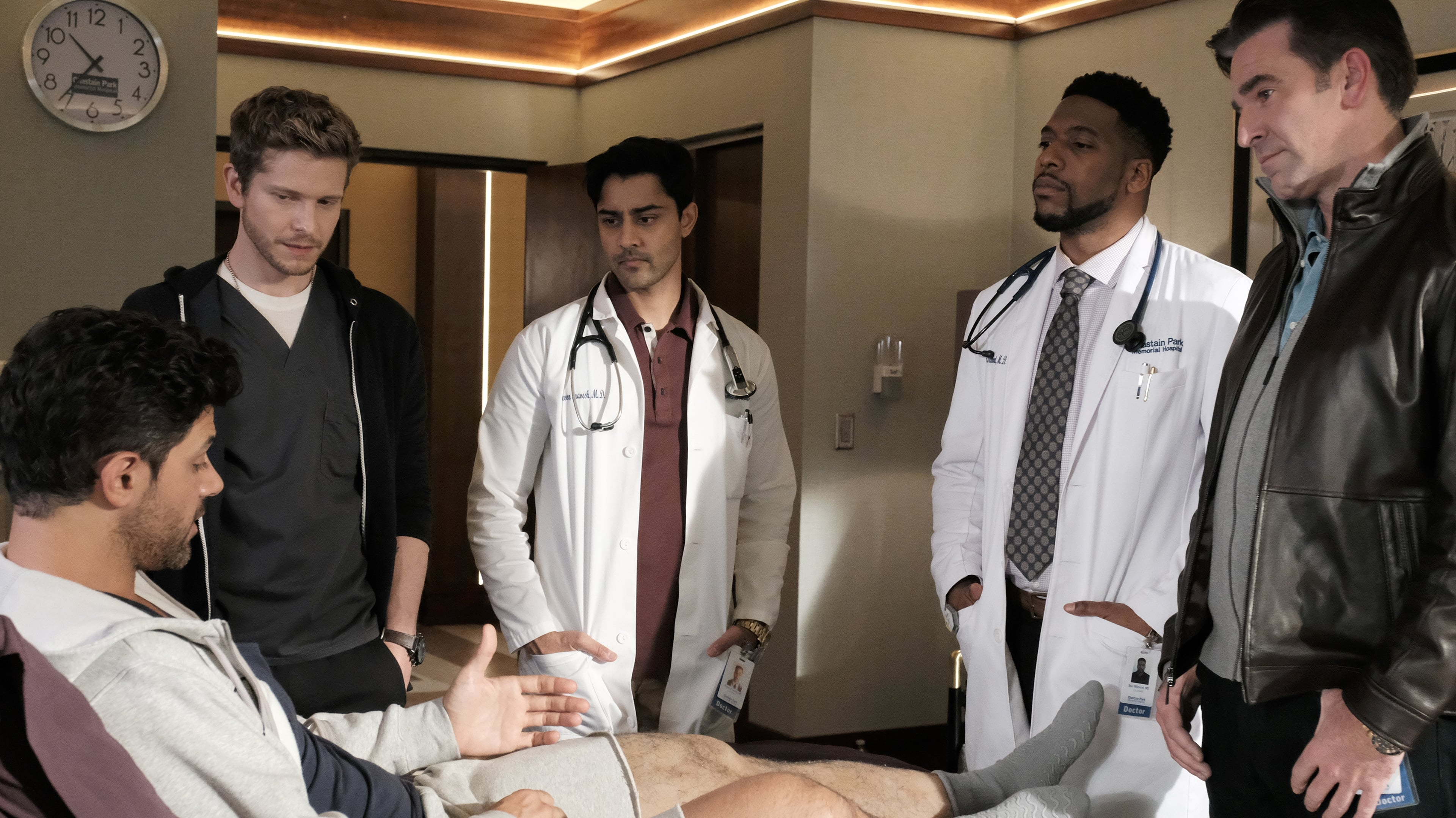 The Resident Season 1 :Episode 7  The Elopement