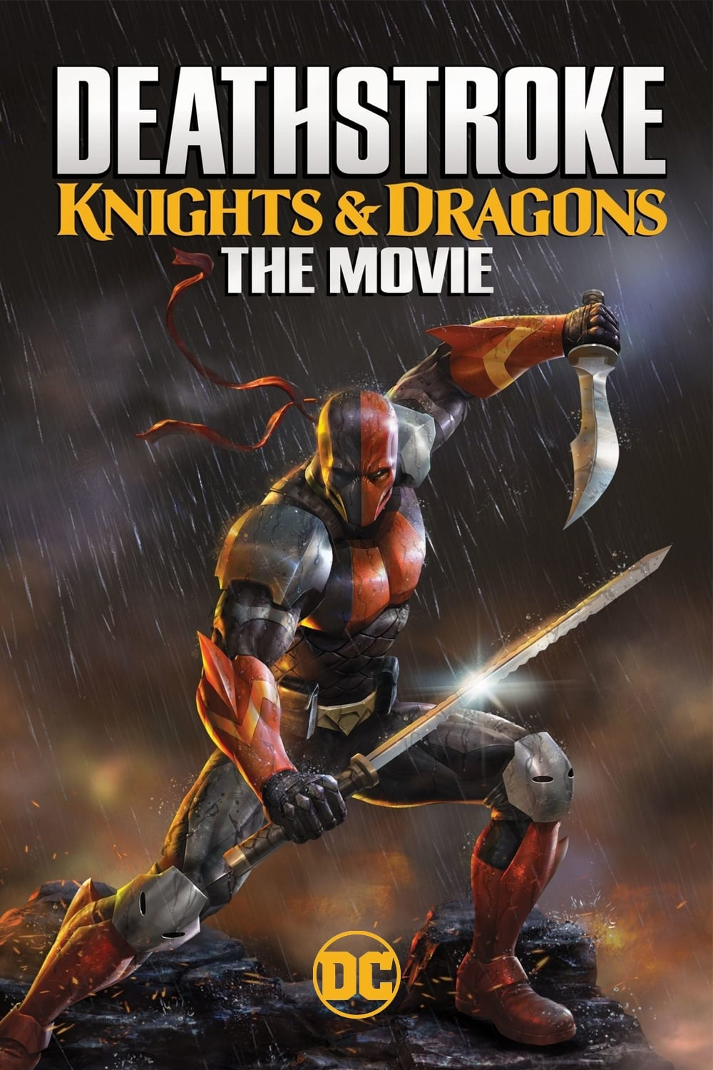 voir film Deathstroke: Knights & Dragons - The Movie streaming