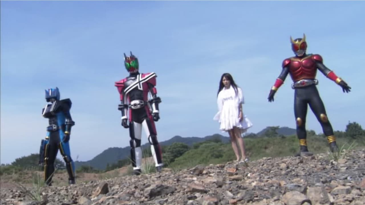 Kamen Rider Season 19 :Episode 31  The Destroyer of Worlds