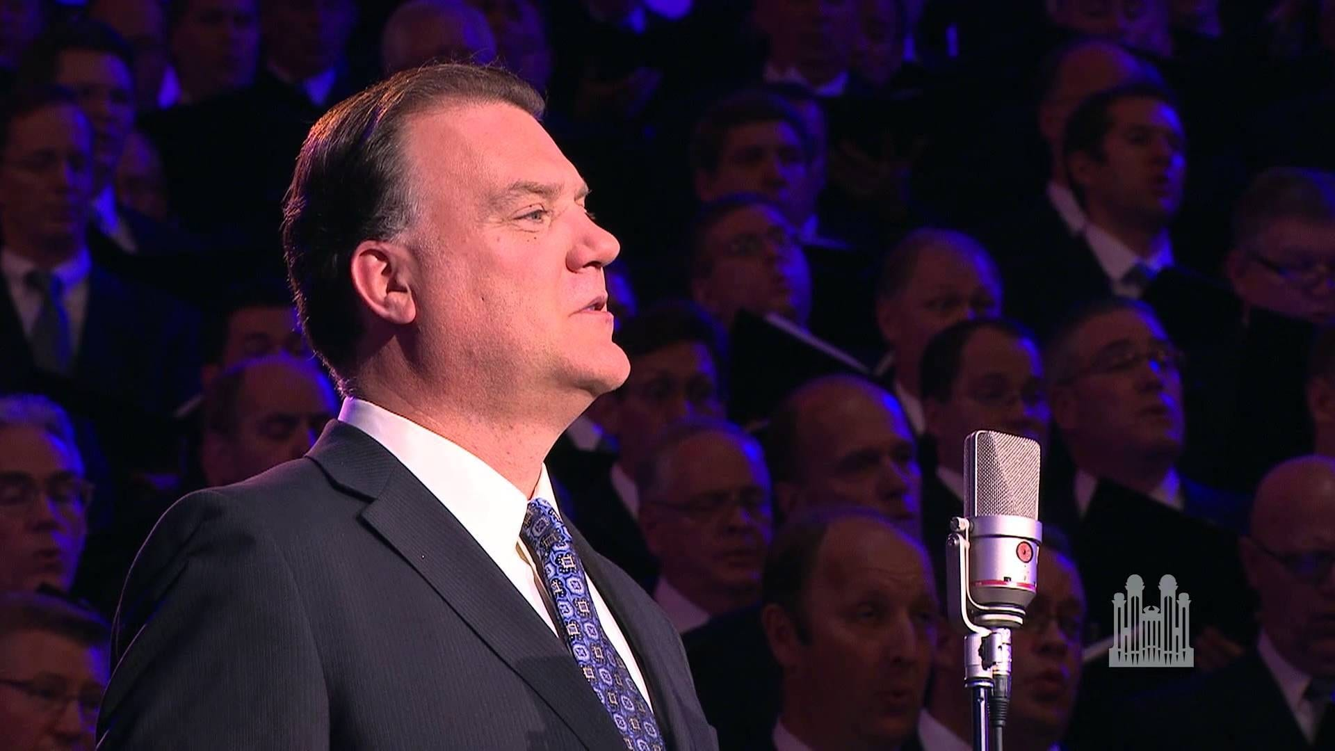 Christmas with the Mormon Tabernacle Choir and Orchestra at Temple Square featuring Frederica von Stade & Bryn Terfel