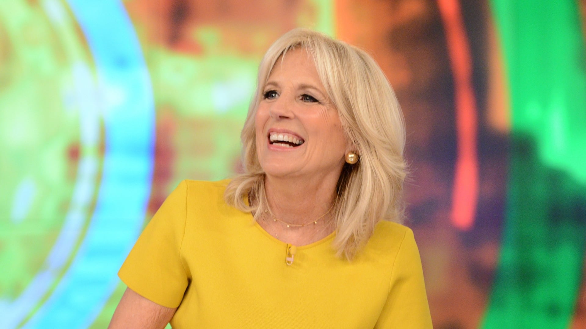 The View Season 22 :Episode 155  Dr. Jill Biden
