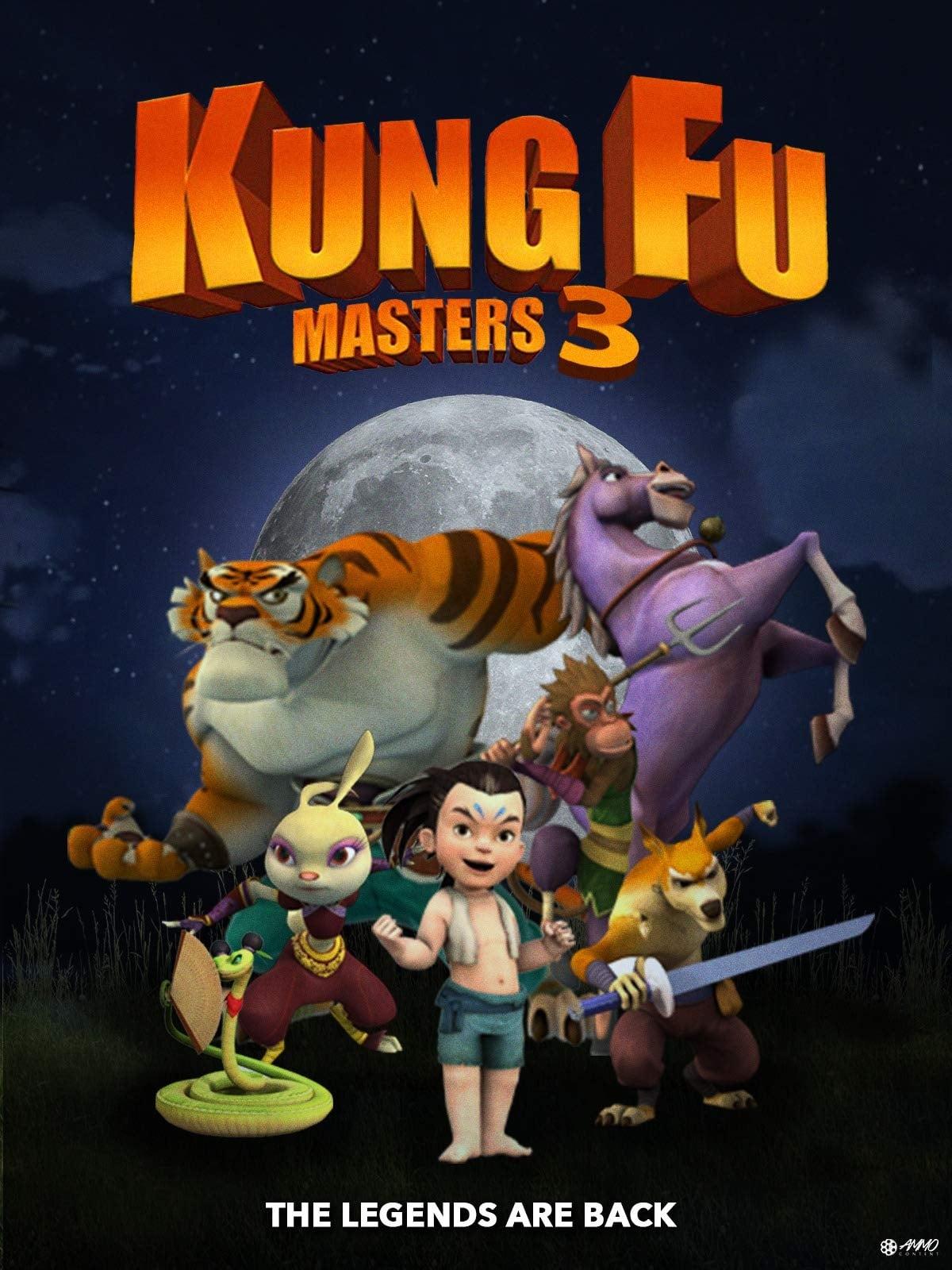 Kung Fu Masters 3 (2018)